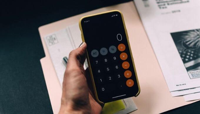 返金保証制度を使って返金額を計算
